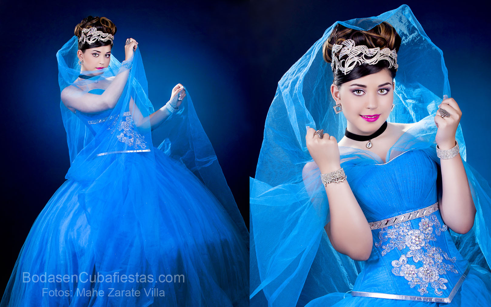 Quinceanera Photography Packages in Cuba