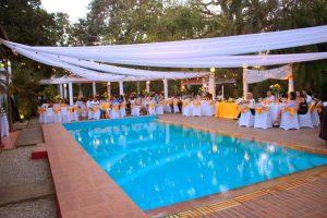 organizadores y locales para eventos en Cuba