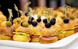 buffet para bodas y fiestas en cuba