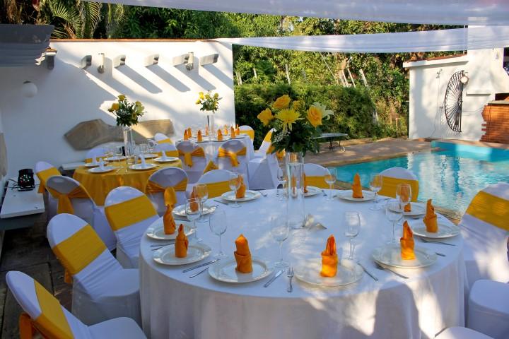 salones para fiestas en La Habana